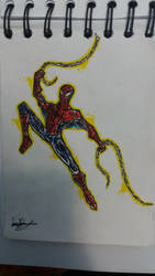 Spiderman FanArt by D3NR0D by D3NR0D