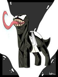 Venom Turtle by D3NR0D
