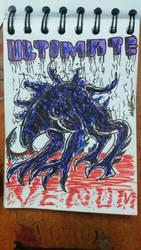 Ultimate Venom FanArt by D3NR0D