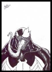 Venom Fanart by D3NR0D