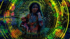Cyberpunk: High tech. Low life #3 by ioanz