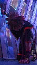 Sora: Overwhelming Darkness by VeneficusMagister