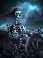 Dead Men Tell No Tales by Faithful-Imagination