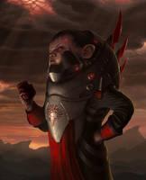 General Parvula by NateHallinanArt