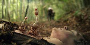 Dust Plant - Dust the Film by NateHallinanArt