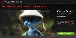 2D Concept Art Workshop by NateHallinanArt