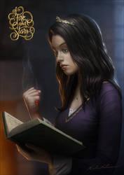 Princess Dennaleia by NateHallinanArt