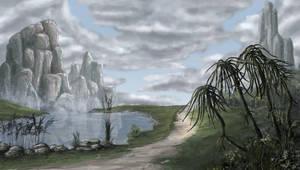 Landscape by SebastianBockisch