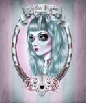 Pastel Bleedin - Slit Throat/Sailor Jassie by Mai-Ja