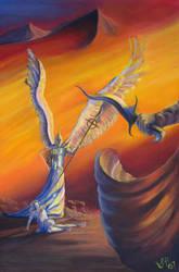 Guardian Angel by Ferretking186