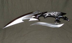 Dagger 9 by hyenacub-stock
