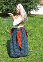 Hobbit Woman 8 by hyenacub-stock