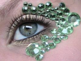 Eye Gems 9 by The-Dragoness