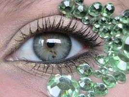 Eye Gems 13 by The-Dragoness