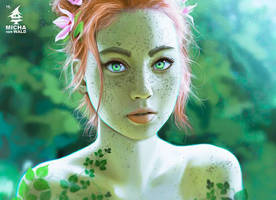 Poison Ivy by Micha-vom-Wald