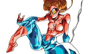 Spider-girl by daremaker