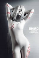 Shiro Deadman Wonderland by JubyHeadshot