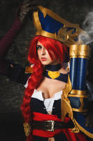 Captain Fortune! by JubyHeadshot