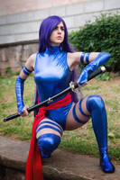 MORE PSYLOCKE!! by JubyHeadshot