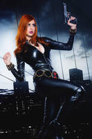 Black Widow! by JubyHeadshot