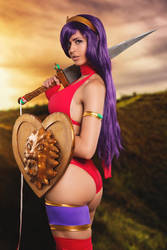 Athena Hime by JubyHeadshot