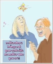 Pottershare Ad 3 by Maridius