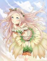 Flower Princess by Chloerdi
