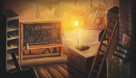 Background Forum Littlebigplanet-France by bat-19