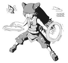 Yugo - Fan Art [WAKFU] by bat-19