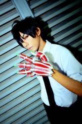 Meisuke Nueno by JohnAmuroRey