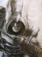 Altair Assassin's Creed by CautiousDucky