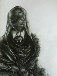 Ezio Auditore AC Revelations by CautiousDucky