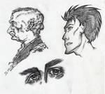 Pencil Sketching - Thumbnail Art 01 by nanideviantart