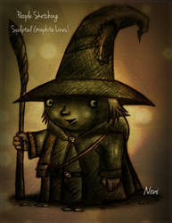 Wicked Potter! by nanideviantart