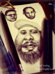 Artist's - Caricatures by nanideviantart