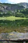 Nebelhorn Pond by TheScratcher