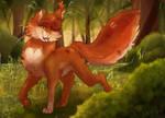 Squirrelflight by PrincessLionheart