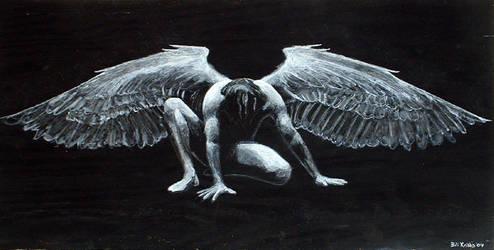 Angel by thebili