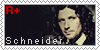 R+ stamp - SCHNEIDER by maiseymakesthings