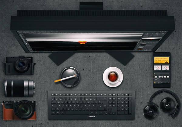 LeWelsch Desktop by LeWelsch