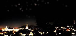 Bern By Night by LeWelsch