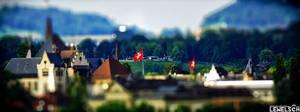 Switzerland 723. Birthday by LeWelsch