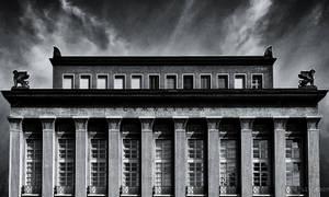 Gymnasium Kirchenfeld by LeWelsch