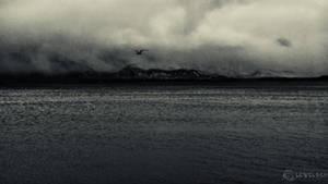 Reykjavik Bay by LeWelsch