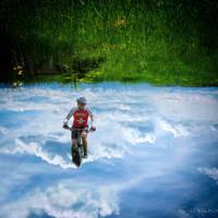 Cloud Racer by LeWelsch