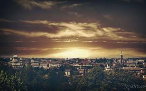 Swiss Capital City by LeWelsch