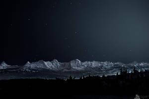 Cool Moon Mood by LeWelsch