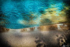The Beach by LeWelsch