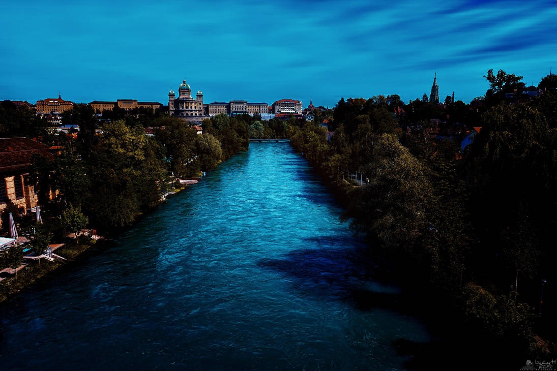THE River by LeWelsch