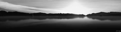 Mountain Lake by LeWelsch